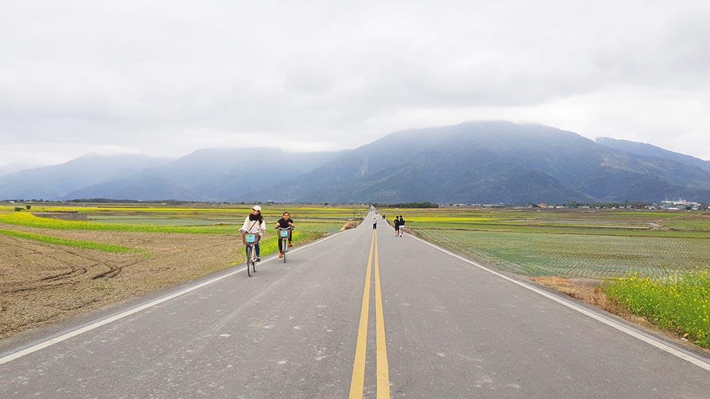 伯朗大道-優游腳踏車騎行